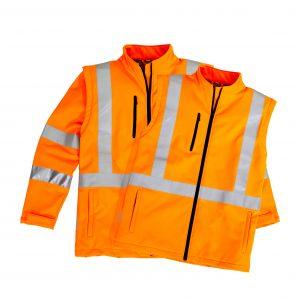 Syzmik ZJ680 2in1 jacket