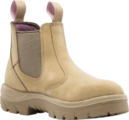 Steel Blue Ladies Hobart Boot 512701 - SAND