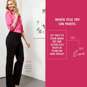 Eve the perfect pants BS508L