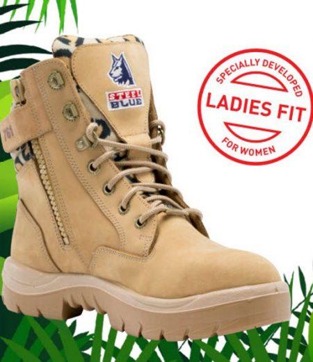 522761 Jungle Boot Steel Blue