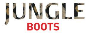 Steel Blue Ladies Jungle Boot