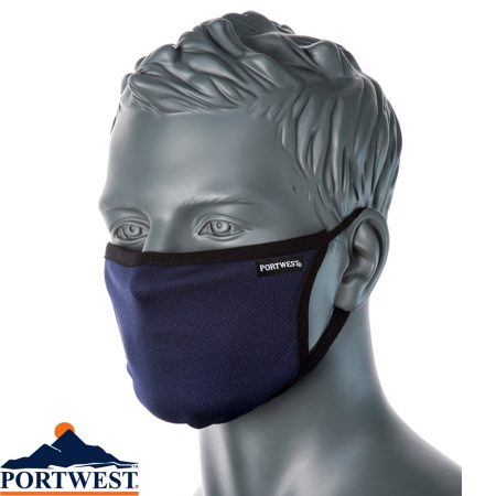 CV33 PortWest anti microbial face mask